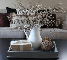 Decorating With Trays On Coffee Tables Decorating Side Tables Pinterest photogiraffeme 52