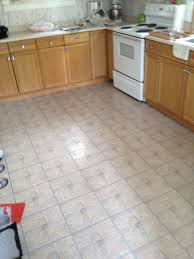 Kitchen Floor Covering Options Kitchen Vinyl Tile Flooring Droptom