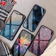 Tempered Glass Custom Phone Cover for ...