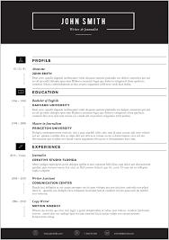 Top Resume Template Word Ideas Sleek Trendy Resumes Mac Microsoft