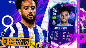 RTTF FELIPE ANDERSON PLAYER REVIEW | 84 RTTF FELIPE ANDERSON REVIEW | FIFA  21 Ultimate Team - YouTube