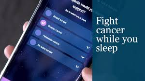 Garvan Institute Vodafone Team Up With App To Research Cancer Cure