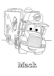 Truck Coloring Pages Books 100 Free And Printable