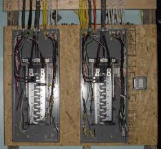 making your breaker box look pretty page 2 how to wire a breaker box for 220v at Breaker Box Wiring