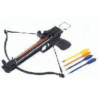 """Отзывы """"Арбалет-пистолет Man Kung MK-50A2/5PLR"""""""