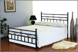 black metal bed frame awesome queen paint pretty ikea instructions me
