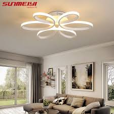 ceiling lighting fixtures for home surface mounted modern led ceiling lights for living room luminaria led