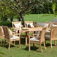 scancom teak patio furniture java