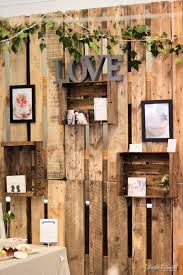diy backdrop pallet 100 wedding wood these to â œi rustic say pallet doâ