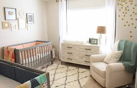 A Gender Neutral TWIN Nursery!