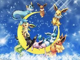 Cute Pokemon Wallpaper Eevee Evolutions ...