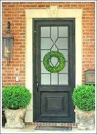 front door colors for brick houses brown house google search doors and bricks red with bla
