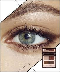 how to apply eye shadow if you have almond eyes