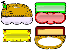 Free Book Report Templates Cheeseburger Book Report Project Templates Printable Worksheets