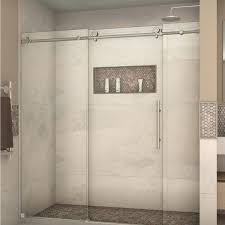 dreamline enigma x 68 to 72 in w x 76 in h sliding shower doors today reviews
