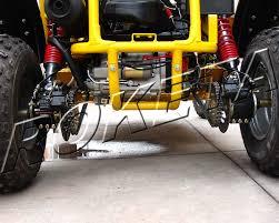 gk29250ccwatercoolfourwheelindependentsuspension rear disc brake