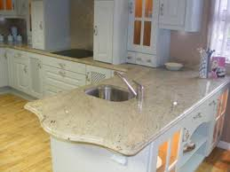 beautiful ivory fantasy granite countertops