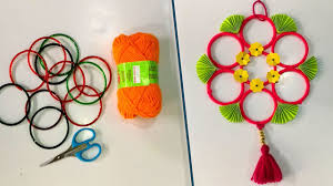 diy old bangles reuse idea best craft idea diy arts and crafts amazing craft idea