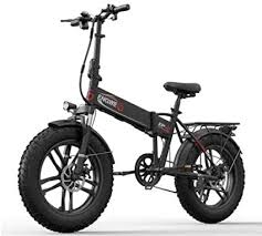 "<b>ENGWE EP</b>-<b>2</b> Beach Fat Tire Electric Bike - <b>Foldable</b> Fat 20"" eBike ..."