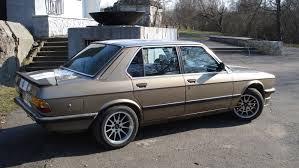 BMW 5 Series 1983 bmw 5 series : sloun1000watts 1983 BMW 5 Series Specs, Photos, Modification Info ...