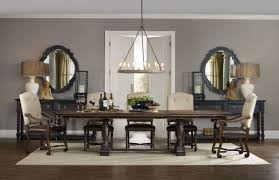 hooker furniture dining. Hooker Furniture Treviso Trestle Dining Table With Two 18\ F