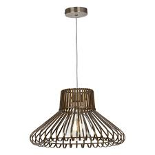 lugo modern easy fit ceiling pendant in antique brass finish lug6575