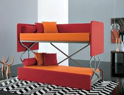 Glamorous Bunk Bed Couch Ikea Images Ideas