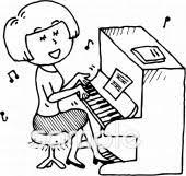 仕事イラストなら音楽小学校幼稚園向け保育園向けのかわいい無料