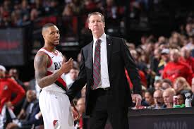 Trail Blazers Start Uphill Climb Terry Stotts Poised For