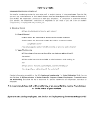 42 Unique Independent Contractor Agreement Ohio Damwest Agreement