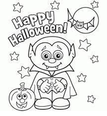Small Picture Halloween Little Vampire Coloring Pagejpg 664720 Halloween