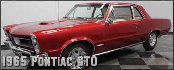 1965 Pontiac Color Chart 1965 Pontiac Gto Factory Paint Colors