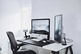 minimalist office furniture. Shocking Minimalist Office Desk Setup Furniture Supplies Pics For Concept And Best Calendar Trend