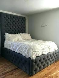 extra tall headboard beds. Fine Extra High Headboard Bed Frame Full Size Of Tufted Extra Tall  Queen Fabulous Throughout Extra Tall Headboard Beds H