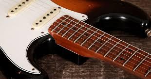Guitar String Size Chart Guitar String Gauge What Should You Use Andertons Blog