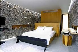 Small Picture Amazing Unusual Villa Wall Design from Rock and Stone X2 Resort