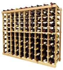 100 bottle wine rack. Alternative Views With 100 Bottle Wine Rack