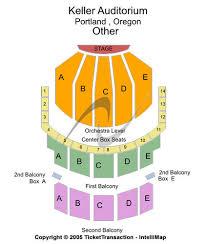 Keller Auditorium Seating Chart View Keller Auditorium Tickets Seating Charts And Schedule In