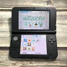 Máy Nhật Cũ] Máy Chơi Game Nintendo 3DS LL Code 43636