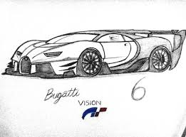 The team drew inspiration for this car from the. Bugatti Vision Gt By Yugoslavian On Deviantart
