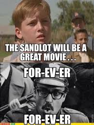 Sandlot Quotes Gorgeous Sandlot Quotes™ On Twitter Httptco48gWKW48kb482