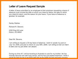 Sample Vacation Request Form Simple Leave Request Email Sample Scrumps