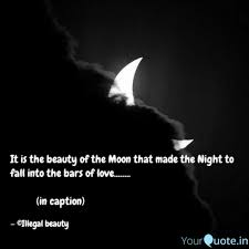 Moon Beauty Quotes Best of Best Of Moonlove Quotes Oneliners Shayari Poetry YourQuote