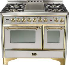stove with double oven. picture 1 of 5 stove with double oven s