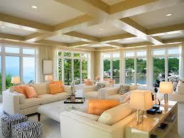 Interview With Florida Interior Designer, Jorge Castillo. Family room via  Design Shuffle