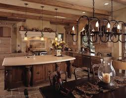 french kitchen lighting. French Country Kitchen Colors White Granite Countertop Lighting