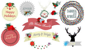 happy holidays clip art banner.  Happy Christmas Banners Clipart With Happy Holidays Clip Art Banner