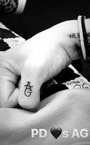 Pete Davidson Debuts 2 Ariana Grande Tribute Tattoos After