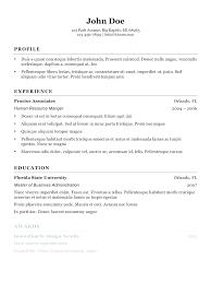 Plain Text Resume Sample] How To Create A Plain Text Ascii Resume .