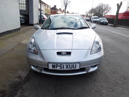 Used Toyota Celica Cars for Sale | Motors.co.uk